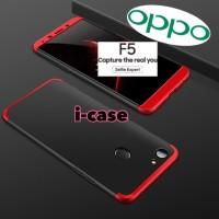 Oppo F5 case 360 super protect - oppo f5 pro case cover