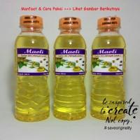 Minyak Jarak murni 200 ml (Castor Oil)