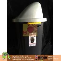 Tong Sampah 40 Liter | Tempat Sampah Sparta Titan 40 L | Dustbin Jumbo
