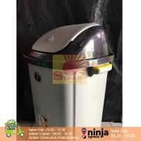 Tong Sampah 65 Liter | Tempat Sampah Sparta Titan 65 L | Dustbin Jumbo