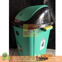 Tong Sampah 50 Liter | Tempat Sampah Sparta Titan 50 L | Dustbin Jumbo