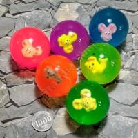 (Dijamin) Bola Bekel 4,5 mm Mainan Jadul 90an