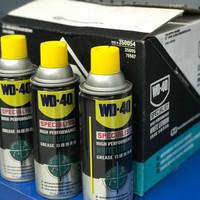 WD40 White Lithium Grease 360ml / Pelumas WD 40 360 ml