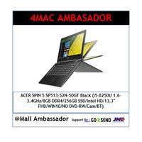 ACER SPIN 5 SP513-52N-50GT Black