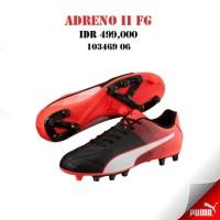 sepatu bola puma adreno II fg red black original 100 new 2016