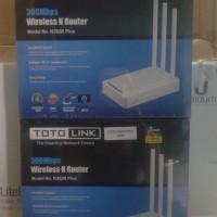 TOTO link N302R  plus 300 Mbps N wirelees router