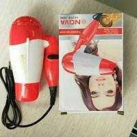 Hairdryer Hair Dryer Pengering Rambut Merk NOVA 658