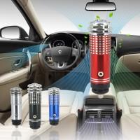 Car Air Purifier Ion Penyaring Pemurni Pembersih Udara Ionizer Fresh