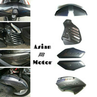 Cover Paket Yamaha Nmax Carbon NEMO/ Accessories Nmax Carbon NEMO