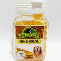 Eco Pet Fish Oil Booster - Minyak Ikan Suplement Kucing Anjing Kelinci