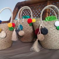 Tas anyam Bali handmade
