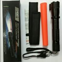 SENTER SWAT / STUNGUN LASSER / KEJUT LISTRIK