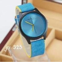 jam tangan marc jacobs cewek / jtr 325 biru