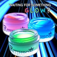 Paket Reseller Ritjhson Glow in the dark pomade
