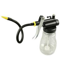 Botol Semprot oli/Oil CAN 250ml Pompa/Pompa Oli dengan Selang Elastis