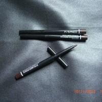 MAC PENSIL - Eyeliner Pencil / Crayon Putar Warna Hitam/Coklat/Putih