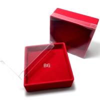 Kotak box perhiasan kalung gelang cincin