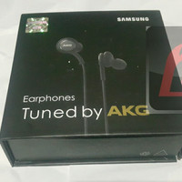 headset earphone original samsung galaxy s8 s8plus note 8 tuned by akg