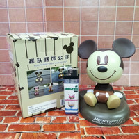New Pop Mickey Mouse C Bobblehead Doll Toy Car Accessories