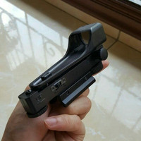 red dot sight / reflex sight untuk airsoft/ red dot scope