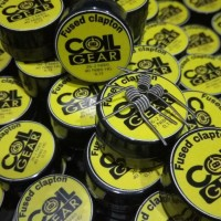 Fused Clapton Coil Gear Prebuild Coil Vapor Tinggal Pake
