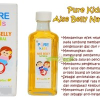 PERA35 PURE KIDS AISE BELLY NATURAL
