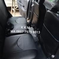 Sarung Jok Mobil Honda Jazz Freelander Kombinasi Bintik