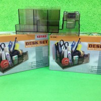 Desk Set with Tape Dispenser / Stationery Stand
