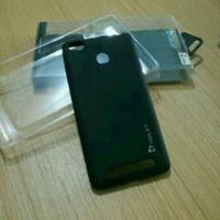 Case Xiaomi Redmi 3S / 3 Pro Softcase Violet Black