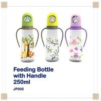 Baby Safe - Botol Susu Baby Safe JP005 Handle 250ml