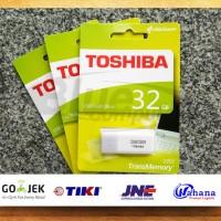 FLASHDISK TOSHIBA 32GB FLASH DRIVE TOSHIBA 32GB FLASHDISK MURAH
