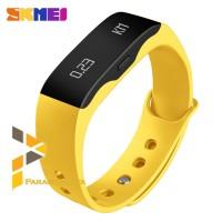 Smart watch Smartband SKMEI L28T Original bukan Xiaomi Mi Band YELLOW