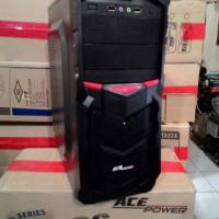 Casing Ace Power Talos FC-TA02A Gaming PC USB 3.0 murah + PSU 400w