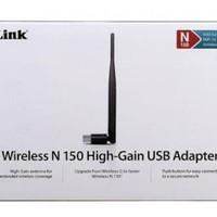 D-Link DWA-127 N150 USB Dongle Wireless Adapter DLINK DWA127 150mbps