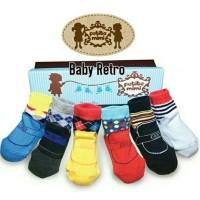 (Sale) Kaos Kaki Petite Mimi Baby Retro