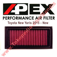 Filter Udara New Yaris 2015-Now Apex Racing Filter