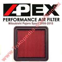 Filter Udara Mitsubishi Pajero Sport 2008-2015 Apex Racing Filter