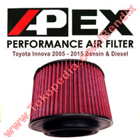Filter Udara Toyota Innova 2005-2015 Bensin Diesel Apex Racing Filter