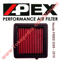 Filter Udara Freed 2009 - 2016 Apex Racing Filter