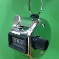 #EH129 / Hand Tally Counter pengitung manual H102-4