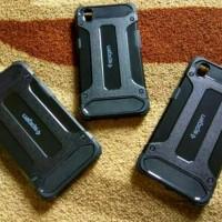 Casing Oppo Neo9 / A37 Spigen Armor Tech Case Not iPaky Bumper Soft
