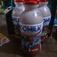 susu indomilk botol 190 ml