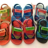 Sepatu Sandal Anak Laki-Laki / Merk New Era
