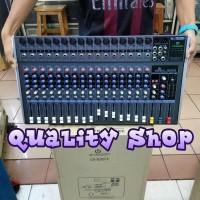 (Dijamin) PALING MURAH mixer 16 channel crimson effect equalizer usb