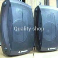 (Sale) speaker karaoke 6 inch crimson suara mantap bro