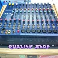 (Murah) mixer soundcraf EFX8 baru