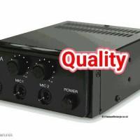 (Dijamin) amplifier toa 20c original