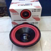 (Murah) subwofer stateaudio 12 inch 400 watt doublecoil