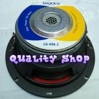 (Dijamin) SPEAKER SUBWOOFER LEGACY LG-696-2