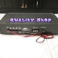 (Dijamin) amplifier NATIONAL made in japan 60 watt dc12V